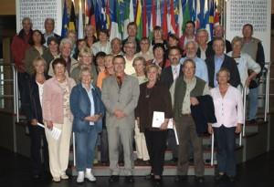 Besuch im Europaparlament
